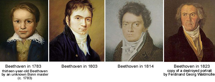Beethoven-images