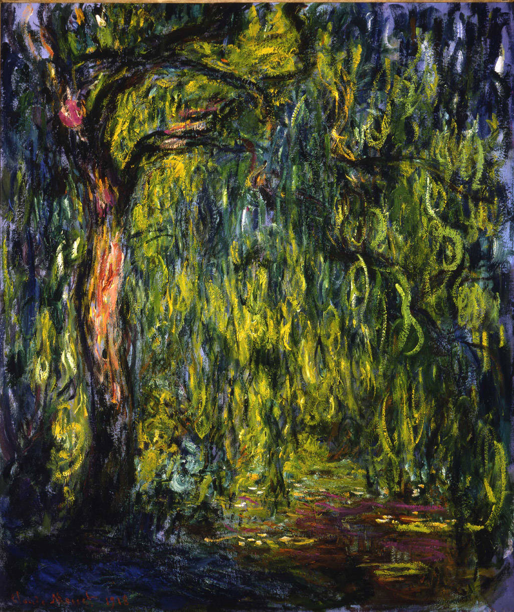 Weeping Willow, 1918–1919, Columbus Museum of Art