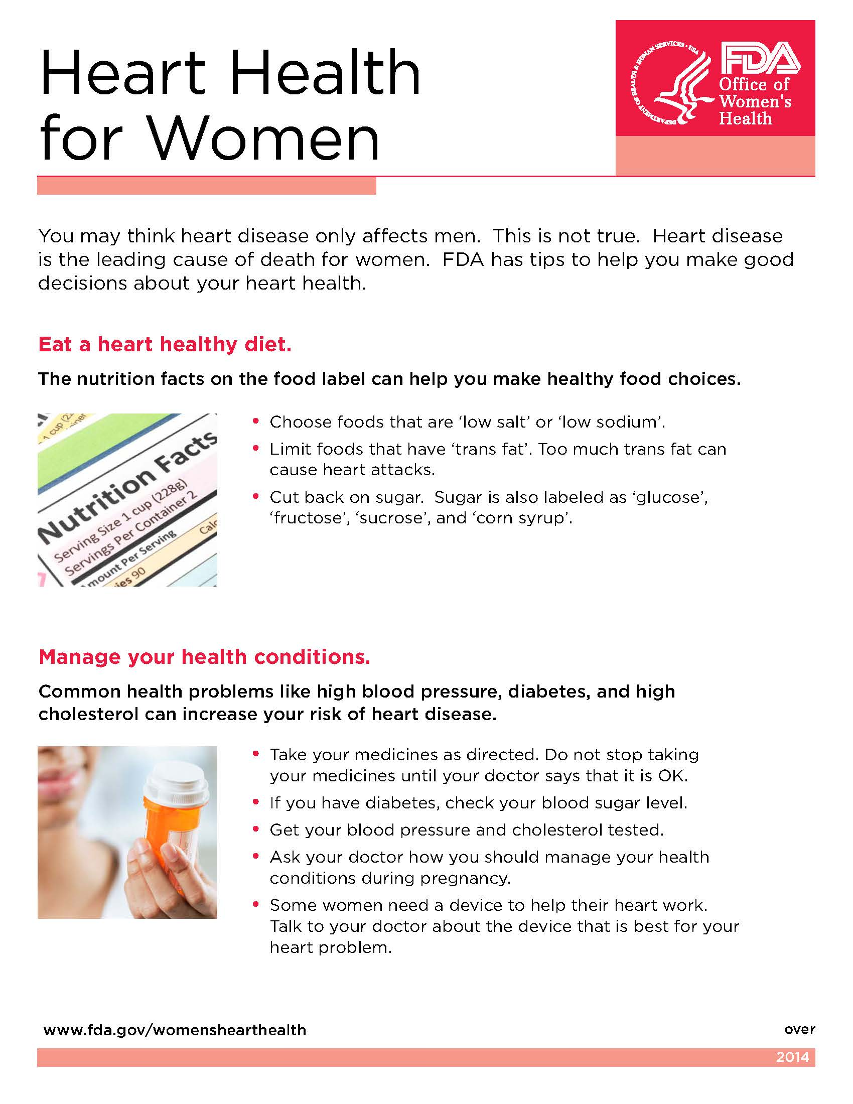 Heart Health for Women 2014_Page_1
