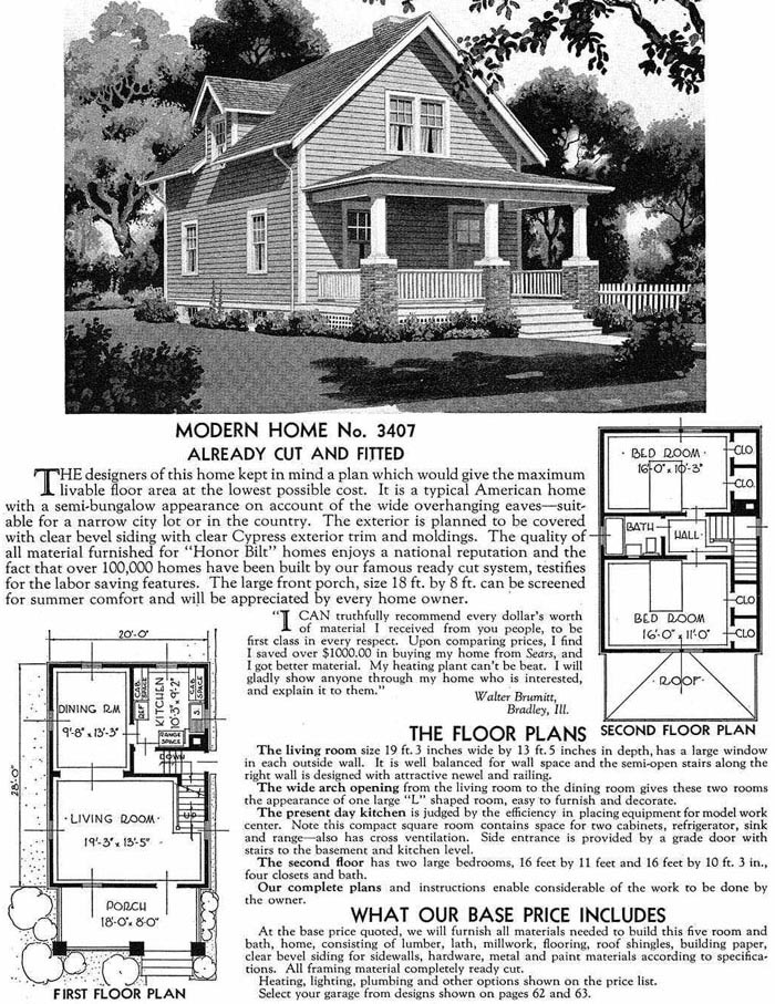 Sears Homes 1908 1940 Myworldweb