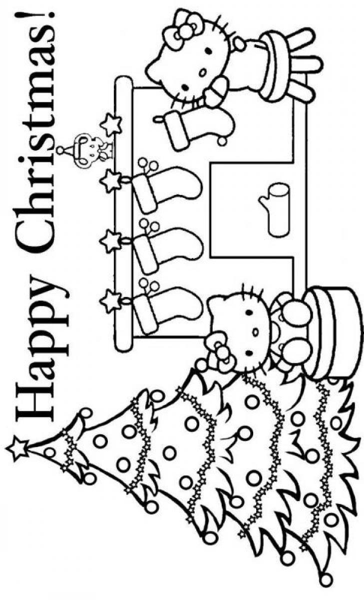 Christmas Coloring Pages amp Games