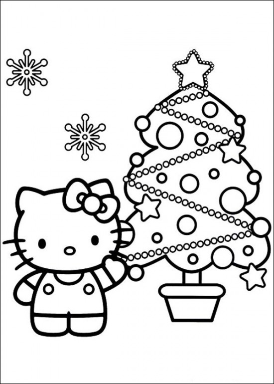 Christmas Coloring Pages  Games  myWorldWeb