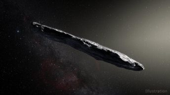 Oumuamua – Solar System's First Interstellar Asteroid