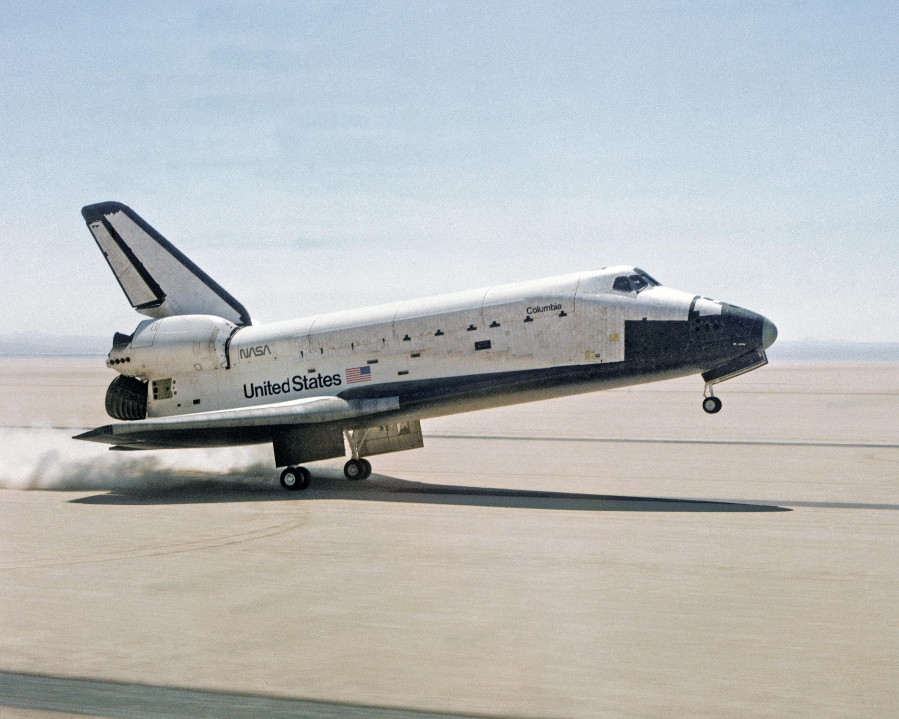 space shuttle to columbia - photo #23